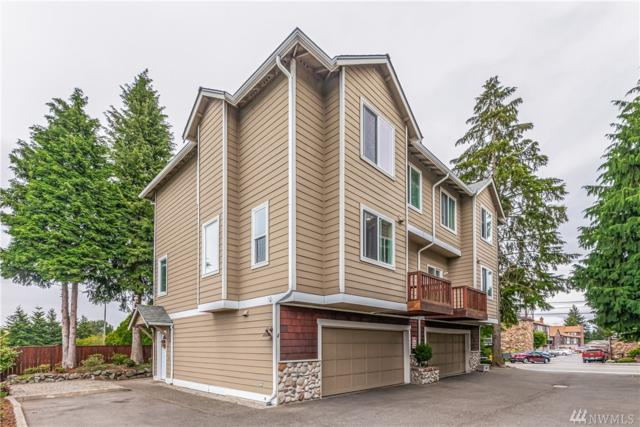434 S 156th St #2, Burien, WA 98148 (#1492885) :: Canterwood Real Estate Team