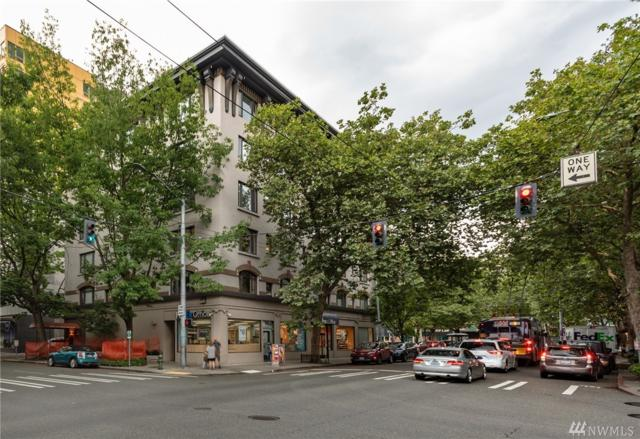 2700 4th Ave #506, Seattle, WA 98121 (#1492966) :: Real Estate Solutions Group