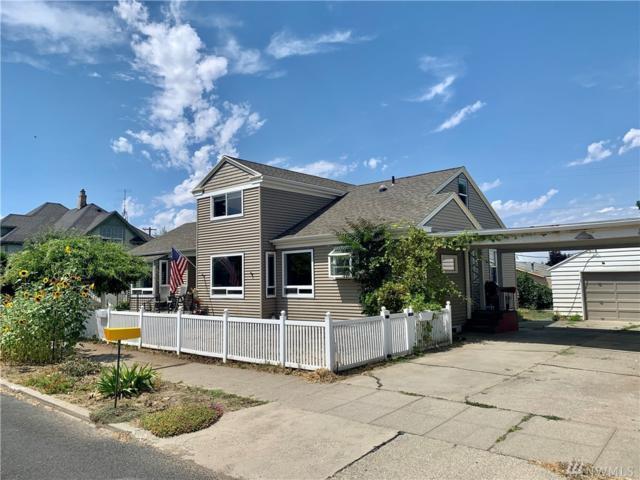 206 W 5th Ave, Ritzville, WA 99169 (#1493127) :: KW North Seattle