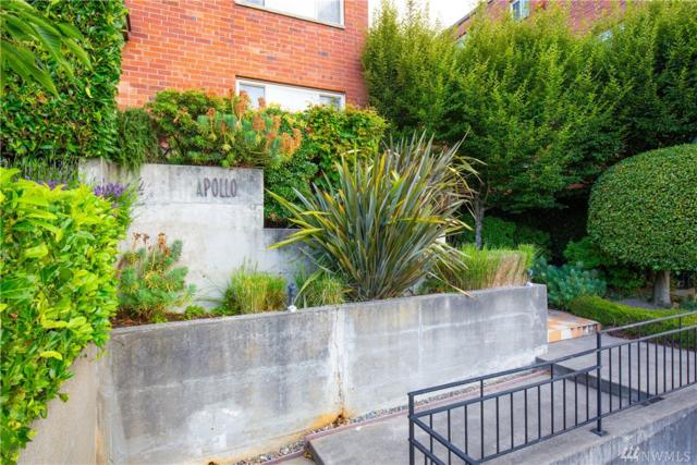 330 W Olympic Place #207, Seattle, WA 98119 (#1493135) :: Platinum Real Estate Partners