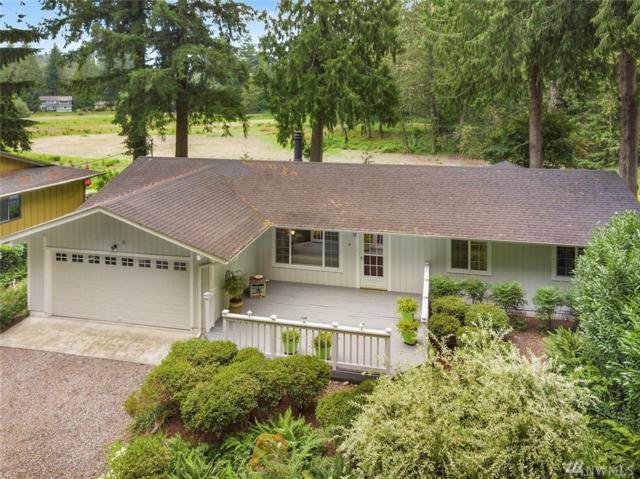 14707 442nd Ave SE, North Bend, WA 98045 (#1493188) :: Ben Kinney Real Estate Team