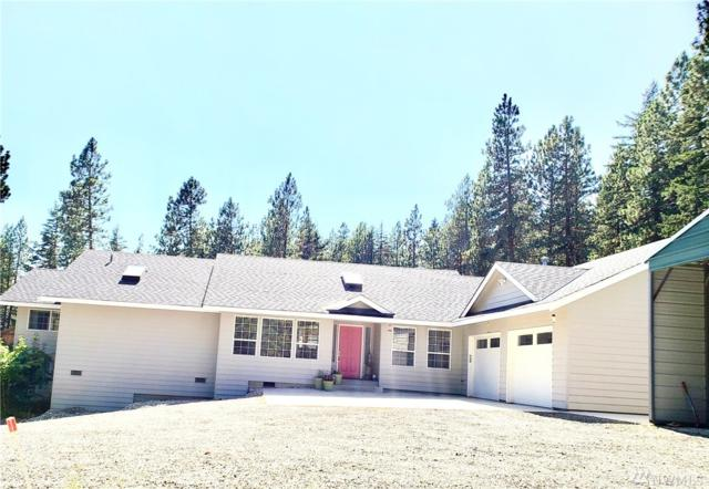 491 Lannigan Springs Rd, Cle Elum, WA 98922 (#1493364) :: Real Estate Solutions Group