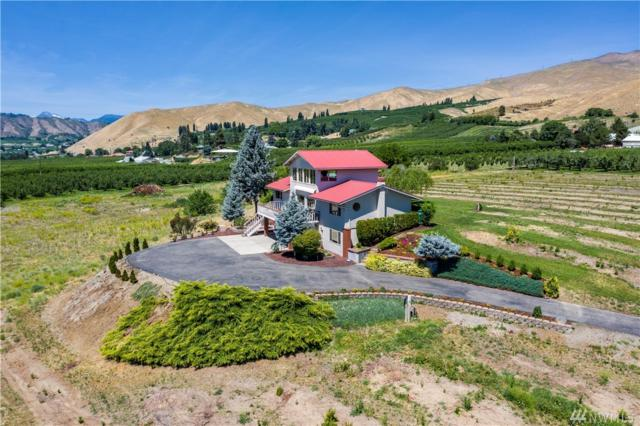 2004 Lower Monitor Rd, Wenatchee, WA 98801 (#1493431) :: Canterwood Real Estate Team