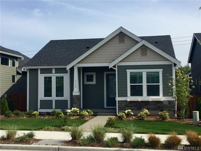 3615 Oakwood (Lot 47) St SE, Lacey, WA 98513 (#1493693) :: Keller Williams - Shook Home Group