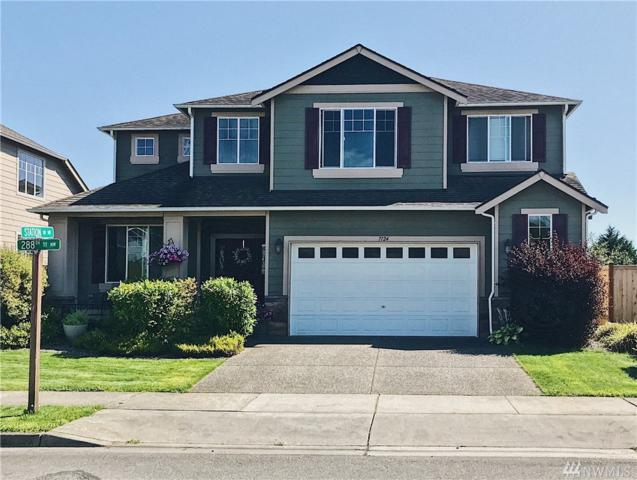 7124 288th St NW, Stanwood, WA 98292 (#1493772) :: Ben Kinney Real Estate Team