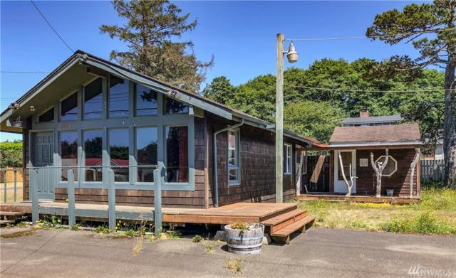 1624 State Rt 105, Grayland, WA 98547 (#1493929) :: Better Properties Lacey