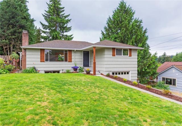 813 NE 151st St, Shoreline, WA 98155 (#1493986) :: McAuley Homes