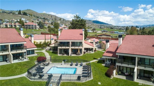100 Lake Chelan Shores Dr 17-9, Chelan, WA 98816 (#1494305) :: Real Estate Solutions Group