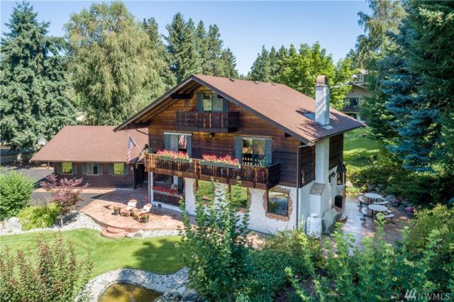 9703 E Leavenworth Rd, Leavenworth, WA 98826 (#1494325) :: Chris Cross Real Estate Group