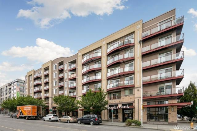 5650 24th Ave NW #608, Seattle, WA 98107 (#1494432) :: Ben Kinney Real Estate Team