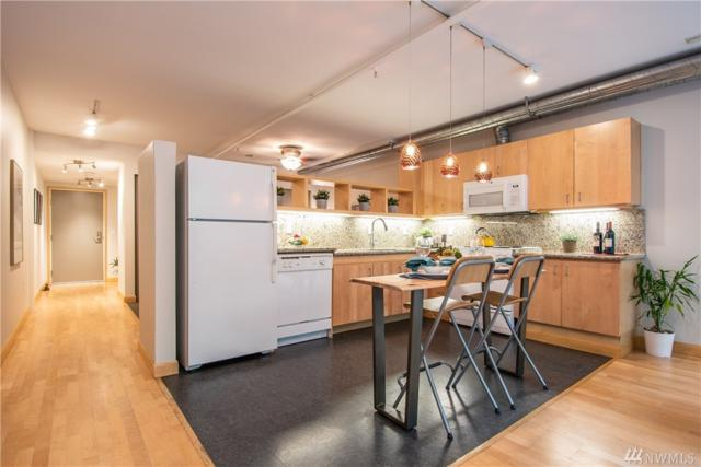 2015 Terry Ave #105, Seattle, WA 98121 (#1494505) :: Ben Kinney Real Estate Team