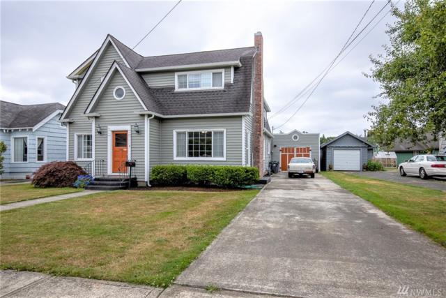 715 Maple St, Hoquiam, WA 98550 (#1494858) :: Ben Kinney Real Estate Team