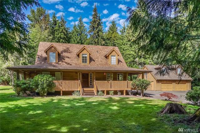 12108 203rd Ave SE, Monroe, WA 98272 (#1495548) :: Real Estate Solutions Group
