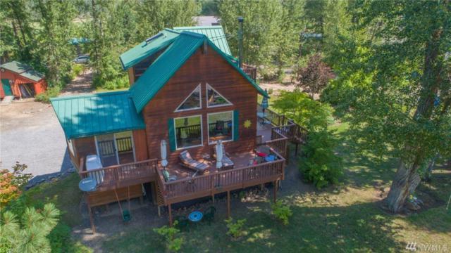 470 Teanaway Acres Rd, Cle Elum, WA 98922 (#1495976) :: Keller Williams Western Realty