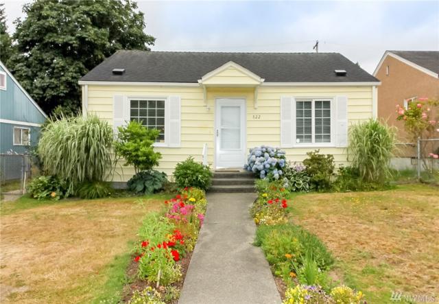 822 E 61st St, Tacoma, WA 98404 (#1496310) :: The Kendra Todd Group at Keller Williams