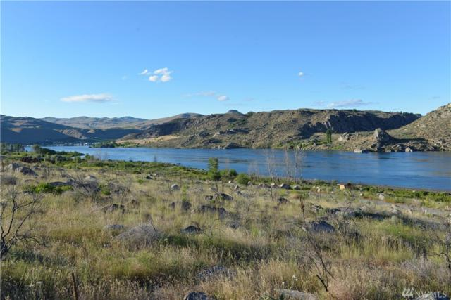 0-LOT 2 Boulder Gulch Dr, Pateros, WA 98846 (#1496462) :: Chris Cross Real Estate Group
