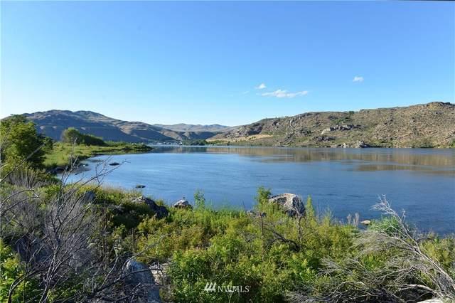 0 Lone Coyote Road, Pateros, WA 98846 (MLS #1496481) :: Nick McLean Real Estate Group