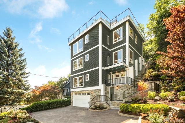 1718 Ferry Ave SW, Seattle, WA 98116 (#1496591) :: Crutcher Dennis - My Puget Sound Homes