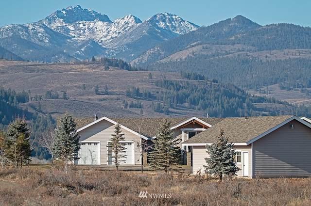 25 Palomino Road N, Winthrop, WA 98862 (MLS #1497095) :: Nick McLean Real Estate Group