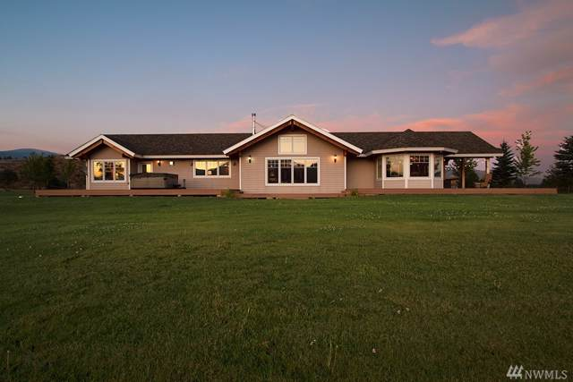 25 Palomino Rd N, Winthrop, WA 98862 (#1497095) :: Center Point Realty LLC