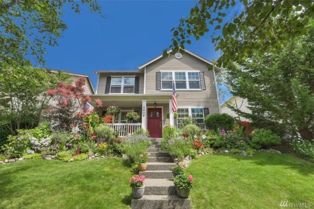 6418 Silent Creek Ave SE, Snoqualmie, WA 98065 (#1497531) :: Chris Cross Real Estate Group