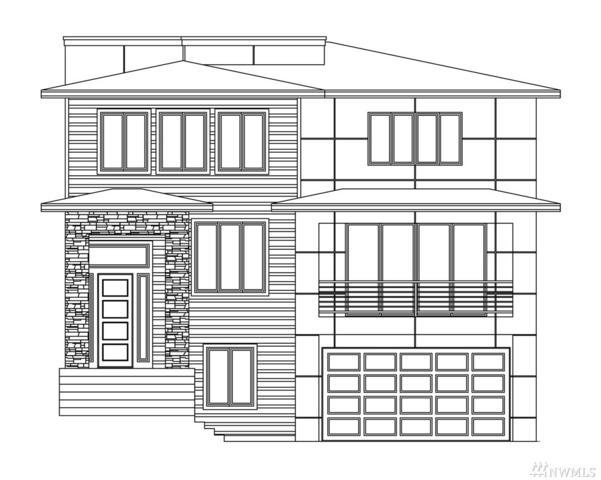 7212 NE 118th (Lot #2) Ct, Kirkland, WA 98034 (#1497543) :: Real Estate Solutions Group
