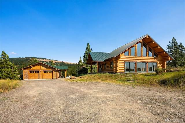 1400 Mountain Creek Dr, Cle Elum, WA 98922 (#1497637) :: Canterwood Real Estate Team