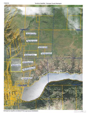 0-TBD Sinlahekin Rd, Conconully, WA 98819 (#1497833) :: NW Homeseekers