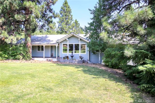 6931 Thorp Prairie Rd, Cle Elum, WA 98922 (#1498419) :: Ben Kinney Real Estate Team