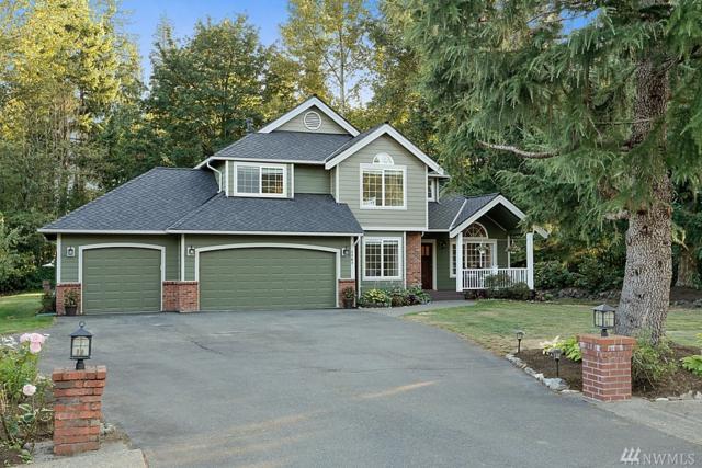 1161 Laforest Dr SE, North Bend, WA 98045 (#1498567) :: Chris Cross Real Estate Group