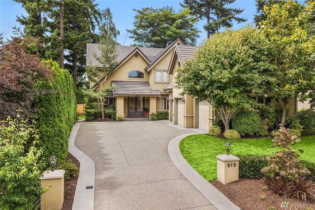 515 97th Ave NE, Bellevue, WA 98004 (#1498690) :: Capstone Ventures Inc