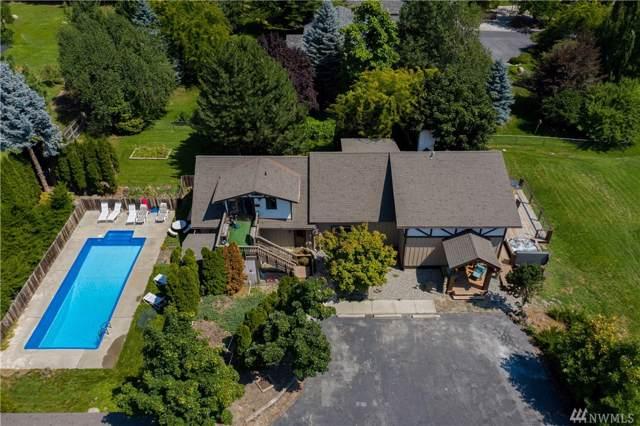 10285 Ski Hill Dr, Leavenworth, WA 98826 (#1498822) :: Chris Cross Real Estate Group