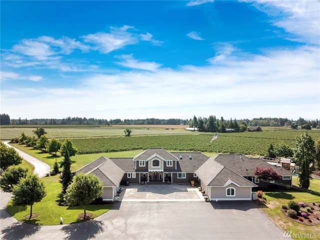 8695 Glendale Rd, Custer, WA 98240 (#1498920) :: Chris Cross Real Estate Group