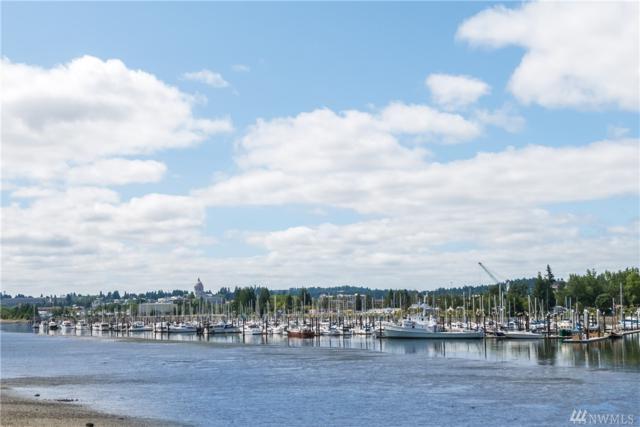 1801 East Bay Dr NE H, Olympia, WA 98506 (#1498924) :: Keller Williams Western Realty