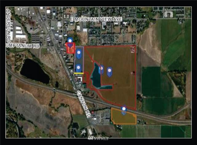 0 Canyon-Umptanum-Bull-Berry Rds, Ellensburg, WA 98926 (#1498997) :: Shook Home Group