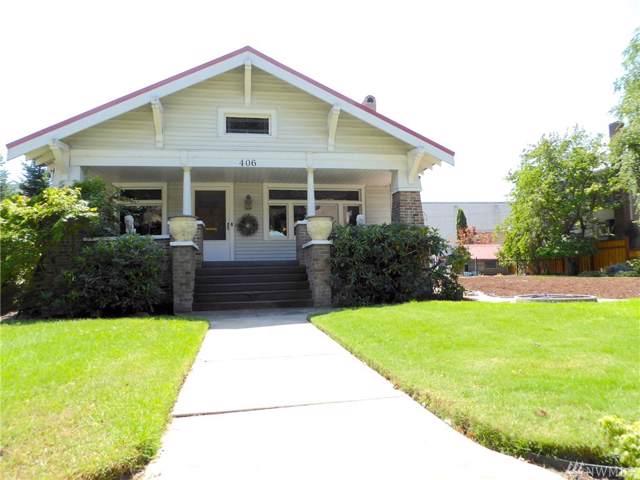406 Cottage Ave, Cashmere, WA 98815 (#1499113) :: Northern Key Team