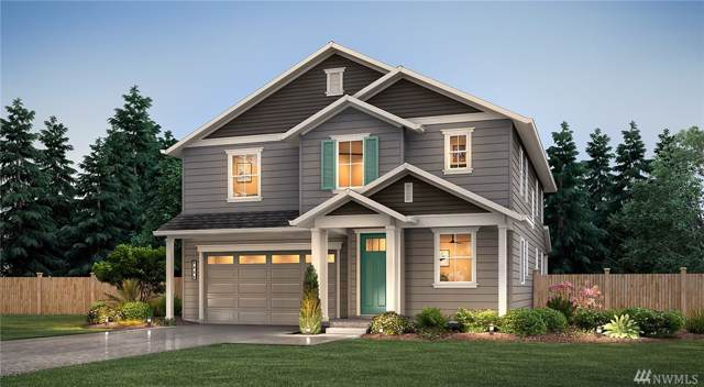 21913 NW Cascadian (Lot 8) St, Poulsbo, WA 98370 (#1499233) :: The Kendra Todd Group at Keller Williams