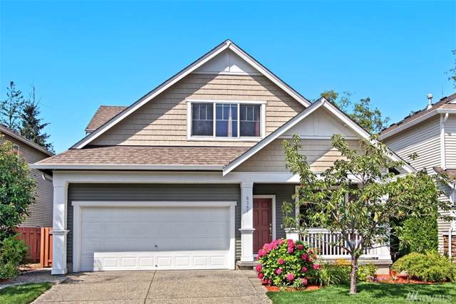 8367 22nd St NE, Lake Stevens, WA 98258 (#1499540) :: Keller Williams Western Realty