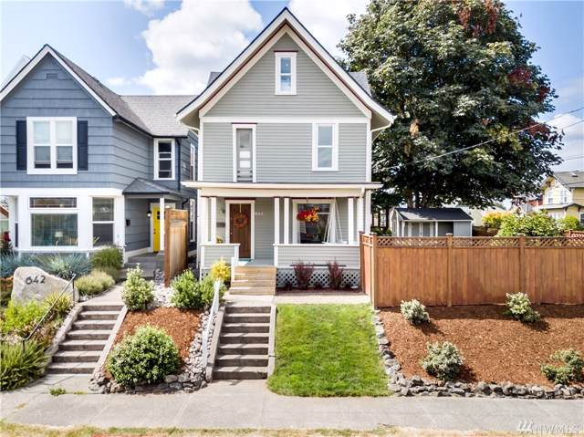 644 N Prospect St, Tacoma, WA 98406 (#1499554) :: Real Estate Solutions Group
