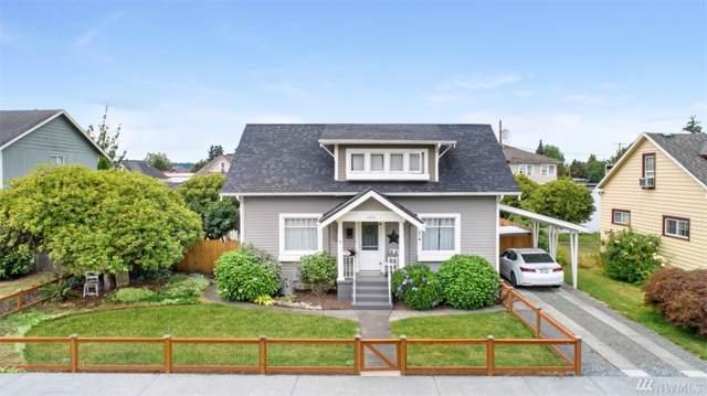 424 3rd St NE, Puyallup, WA 98372 (#1500034) :: Canterwood Real Estate Team