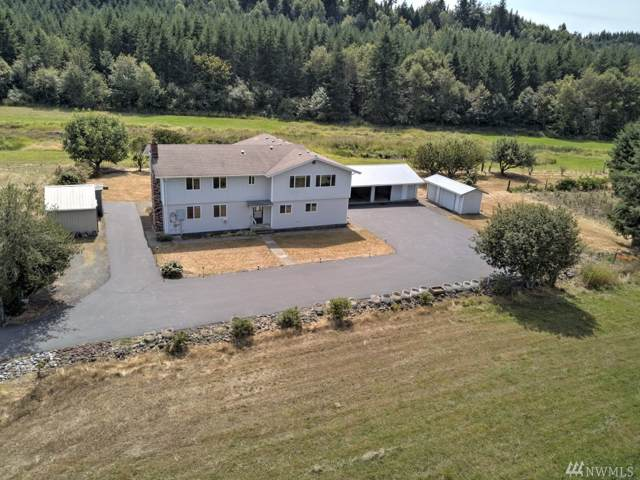 6827 State Route 507 SE, Tenino, WA 98589 (#1500252) :: Real Estate Solutions Group