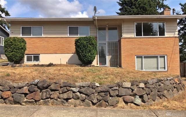 7023 S K St S, Tacoma, WA 98408 (#1500265) :: Liv Real Estate Group