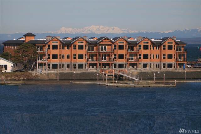 743 Neddie Rose Dr #307, Westport, WA 98595 (#1500514) :: Better Properties Lacey
