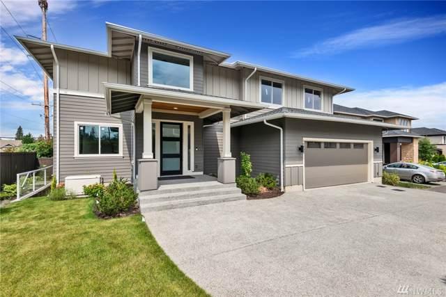 16402 SE 46th Ct, Bellevue, WA 98006 (#1500570) :: McAuley Homes