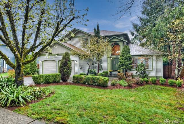 1060 SW 10th St, North Bend, WA 98045 (#1500822) :: Keller Williams Western Realty