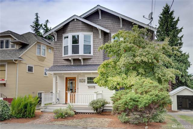 6027 1st NW, Seattle, WA 98107 (#1500831) :: Record Real Estate