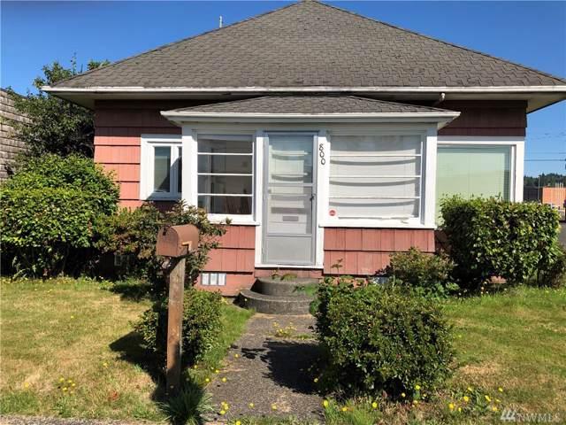 800 W State St, Aberdeen, WA 98520 (#1500929) :: Liv Real Estate Group