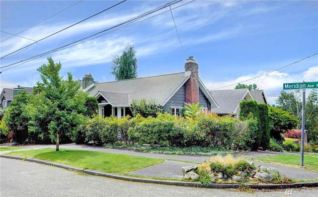 7723 Meridian Ave N, Seattle, WA 98103 (#1500960) :: Real Estate Solutions Group