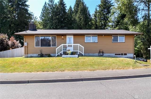 206 Hemming Wy, Granite Falls, WA 98252 (#1500983) :: Real Estate Solutions Group
