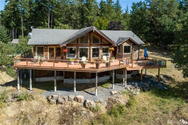 531 Mt. Dallas Rd, San Juan Island, WA 98250 (#1501167) :: The Kendra Todd Group at Keller Williams